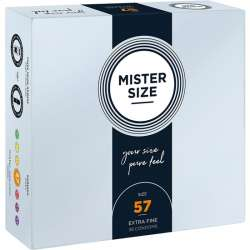 MISTER SIZE 57 36 PACK EXTRA FINO